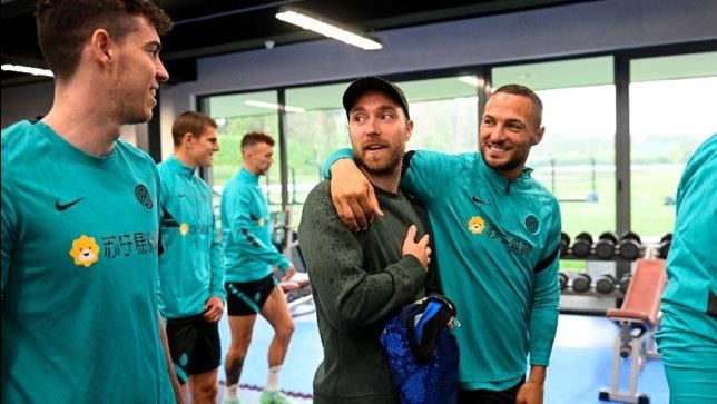 """Eriksen, rivelazione ai compagni: """"Torno a giocare tra 4-5 mesi"""""""