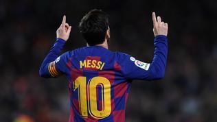 Messi, è la fine di un'era: nessuno come lui nella storia del Barça