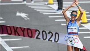 Palmisano d'oro nella marcia, trionfo Italia anche nella 20 km femminile