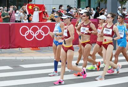 L&#39;oro di Antonella Palmisano nella 20km femminile &egrave; storico&nbsp;per l&#39;Italia&nbsp;che con i&nbsp;36 podi complessivi&nbsp;eguaglia il record assoluto di medaglie conquistate: come a&nbsp;Los Angeles 1932 e Roma 1960. Superata quindi Atlanta 1996, spedizione da 35 medaglie. Al momento siamo a&nbsp;8 ori, 10 argenti e 18 bronzi&nbsp;ma mancano ancora diverse gare che possono permetterci di rendere Tokyo 2020 da primato assoluto.<br /><br />