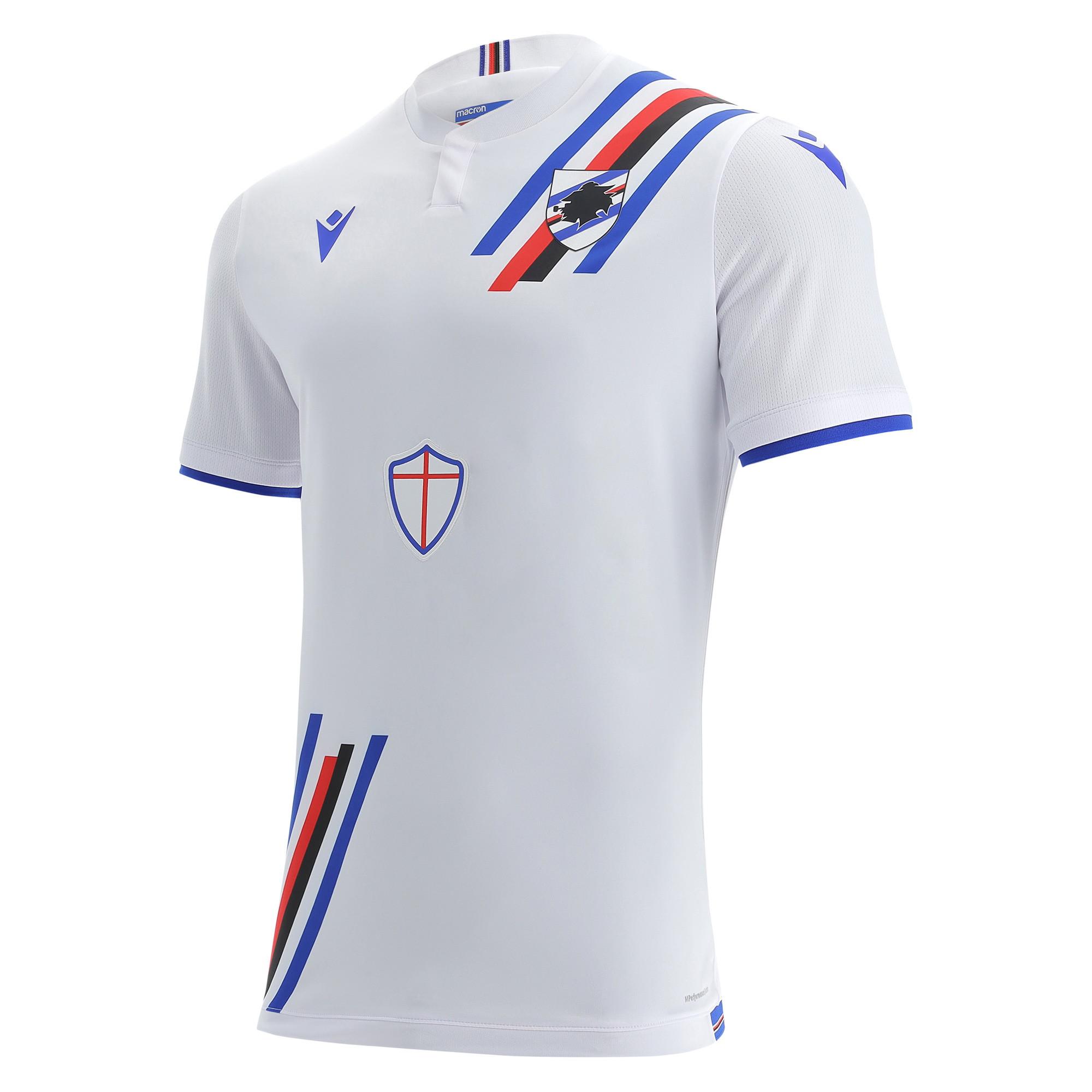 Sampdoria: terza maglia