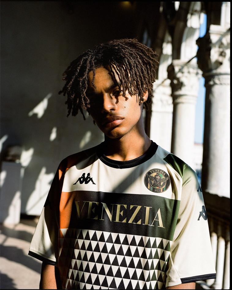 Venezia: seconda maglia
