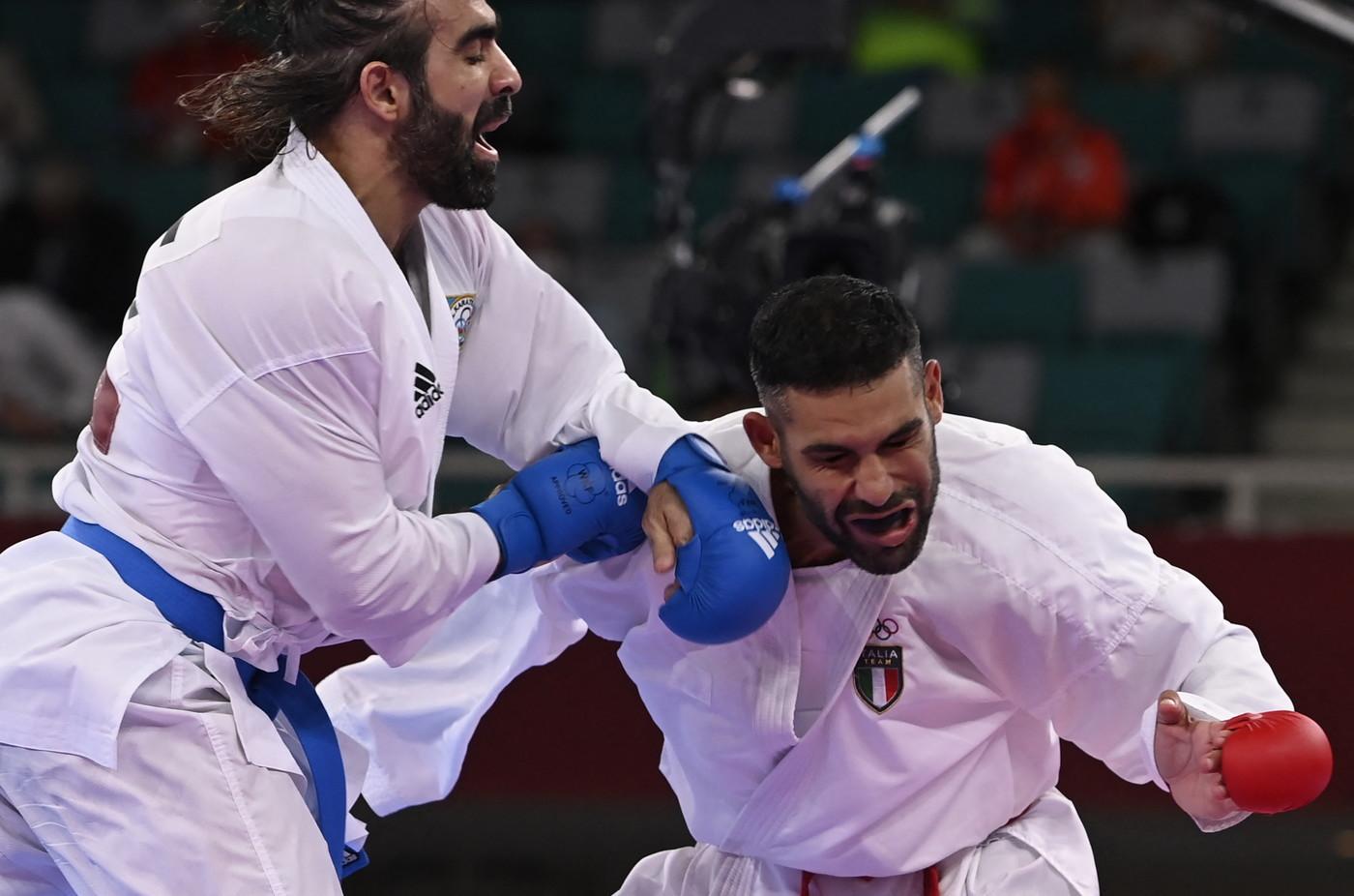 Tokyo 2020, karate: Busà conquista un oro da record! Battuto Aghayev in  finale   News - Sportmediaset