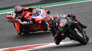 """Martìn: """"Lotterò per il podio"""". Quartararo: """"Ducati da paura"""""""