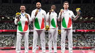 L'Italia chiude a quota 40 medaglie: è record assoluto tra sorprese e conferme