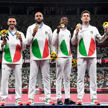 L'Italia chiude con 40 medaglie: record assoluto tra sorprese e conferme
