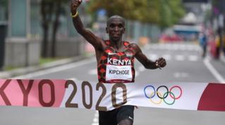 Kipchoge: l'ultimo premiato dei giochi olimpici