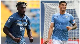 Inter, non solo Dzeko: Zapata o Correa per completare l'attacco