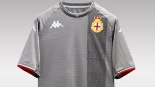Genoa, la terza maglia è un omaggio alla Lanterna