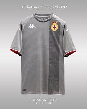 Genoa: terza maglia