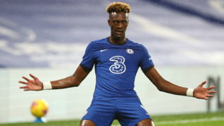 Roma-Chelsea, intesa perAbraham: la palla passa al giocatore