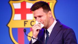Messi, non erano lacrime di coccodrillo: tutti i perché dell'addio
