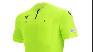 Arbitri Uefa, svelate le nuove maglie: l'esordio nella Supercoppa europea
