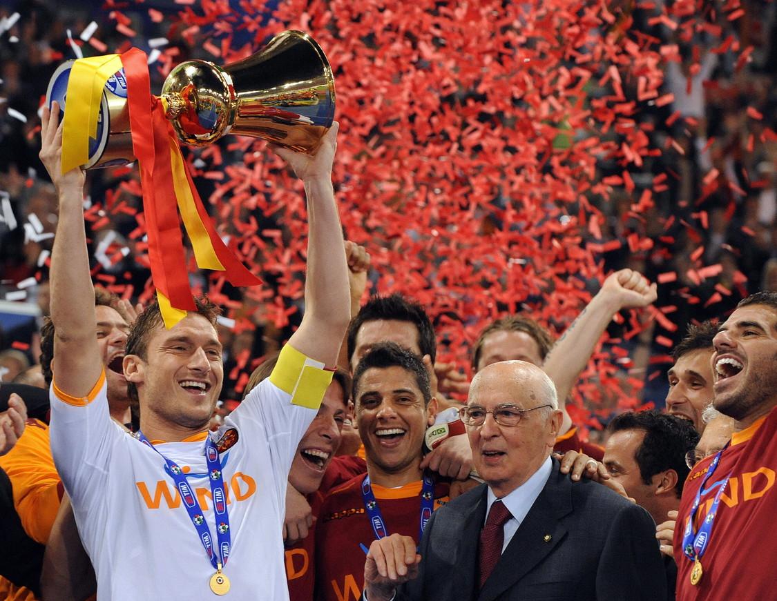 Roma, 2007/08.