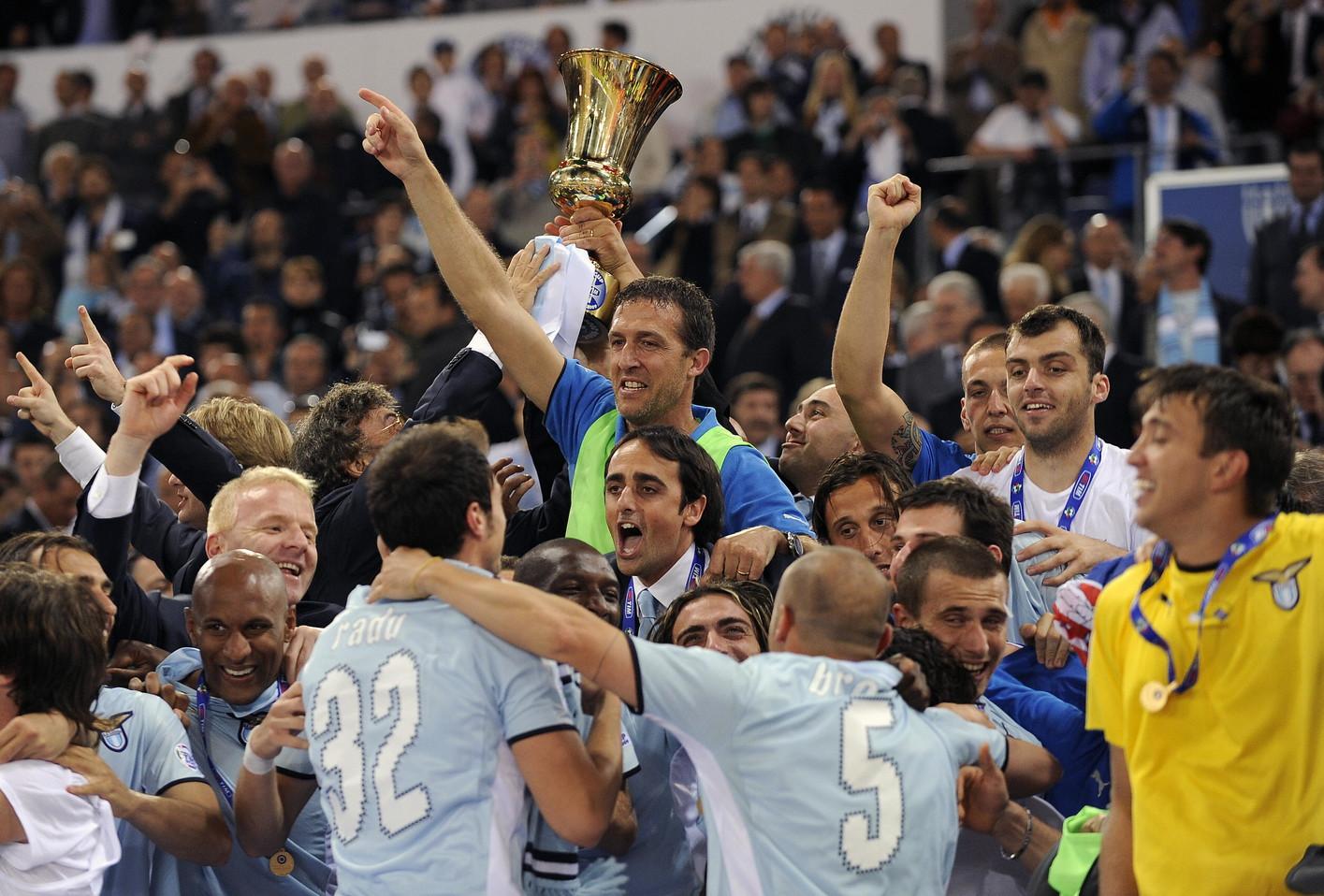 Lazio, 2008/09.