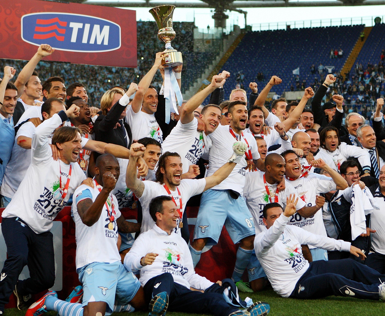 Lazio, 2012/13.