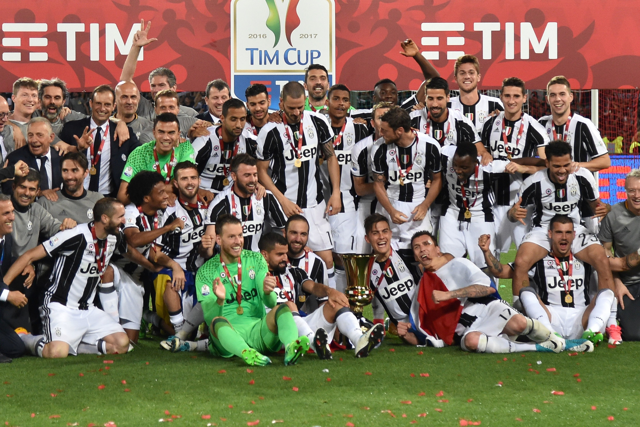 Juventus, 2016/17.