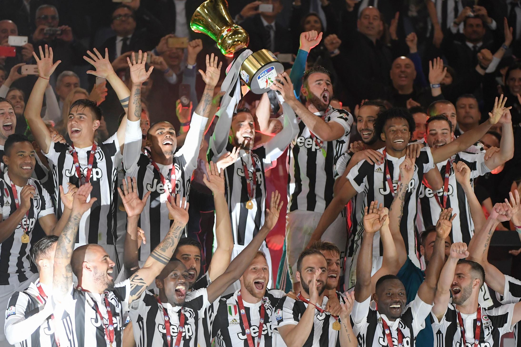 Juventus, 2017/18.