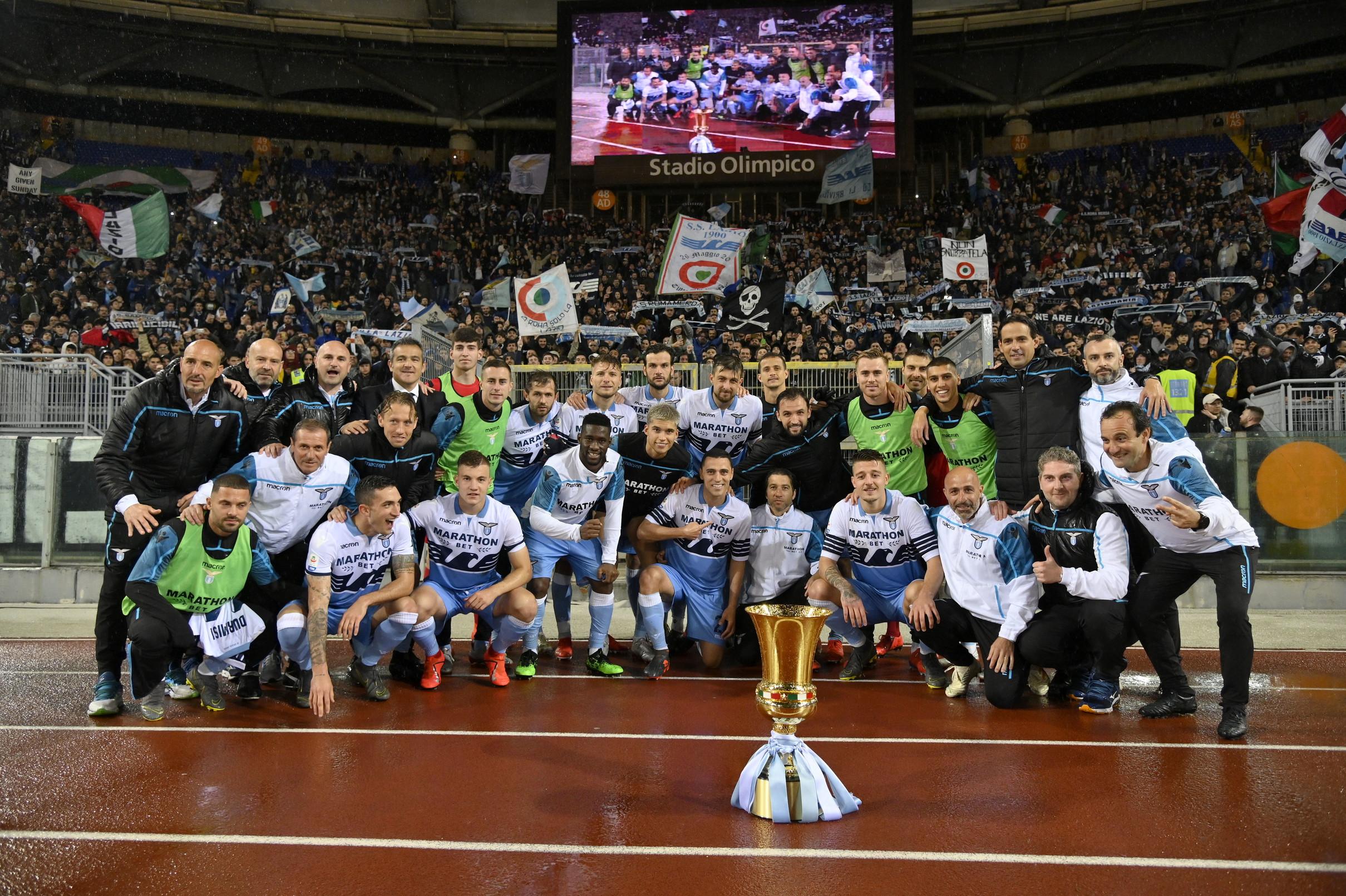 Lazio, 2018/19.