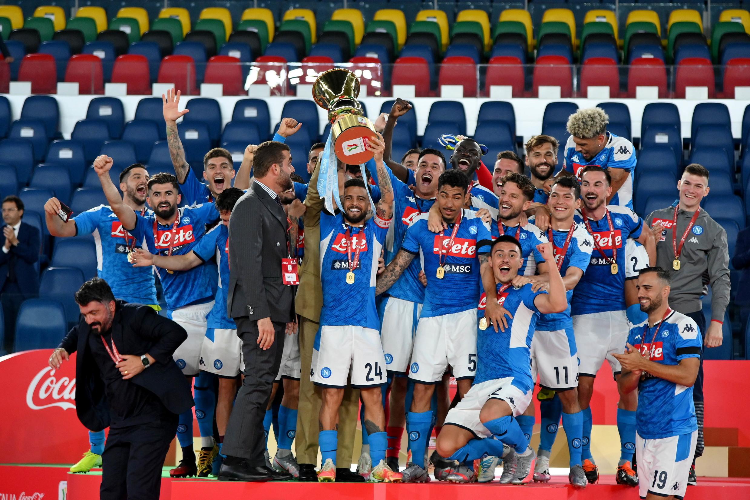 Napoli, 2019/20.