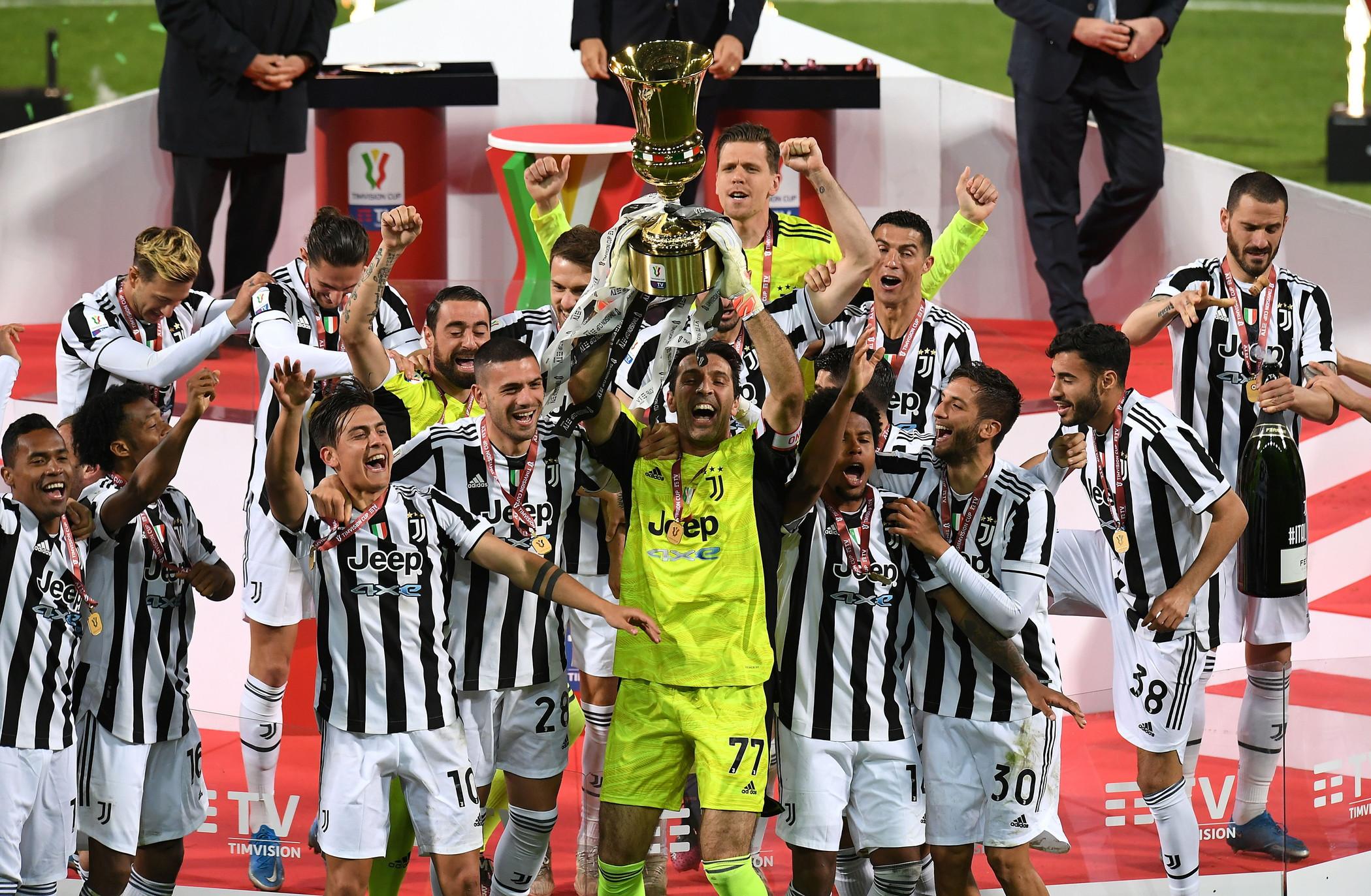 Juventus, 2020/21.