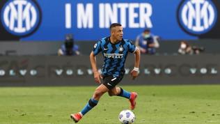 Sanchez out fino a dopo la sosta: chi in attacco contro il Genoa?