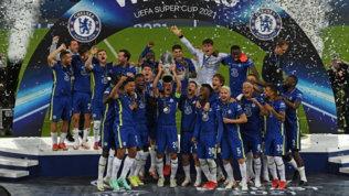 L'Europa è sempre più Blues: al Chelsea la Supercoppaai rigori