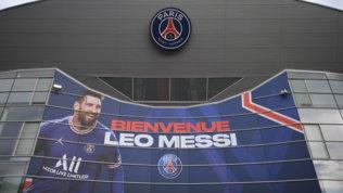 Psg, primo allenamento per Messi: al lavoro senza pallone IL VIDEO
