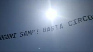 75 anni Samp, gli auguri arrivano dal cielo. Come le critiche a Ferrero...