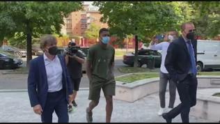 Inter: visite mediche per Dumfries