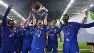 Premi Champions, anche Jorginhocandidato tra i migliori giocatori