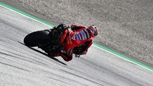 MotoGP, ancora in pista a Spielberg