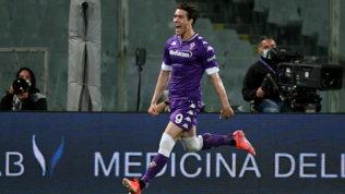 """Fiorentina, Burdisso blocca Vlahovic: """"L'intenzione è di rinnovare e tenerlo"""""""