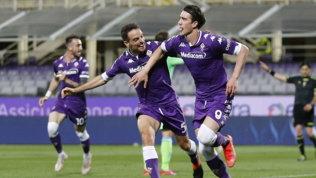Monologo Fiorentina, 4-0 sul Cosenza. Bene Udinese e Spezia, Genoa con il brivido