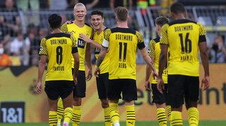 Dortmund e Stoccarda dilagano, solo pari per il Leverkusen
