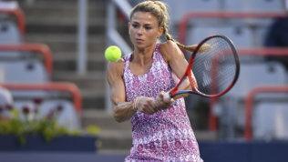 Storica Camila Giorgi: in finale al WTA 1000 di Montreal