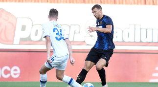 Dal 'limbo' al campo con gol: Dzeko ha fretta di prendersi l'Inter