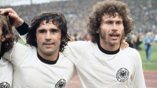 Il calcio piange Muller, bomber e leggenda del Bayern e della Germania
