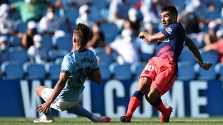 L'Atletico riparte con il Correa show | Barça, Braithwaite fa il Messi