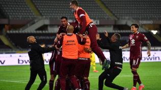 Coppa Italia: Torino e Venezia si salvano ai rigori. Coda guida ilLecce, poker Empoli