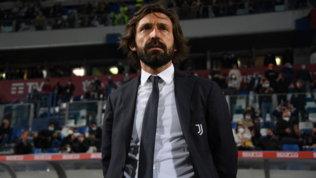 """Pirlo tra Juve e futuro: """"Ho imparato molto, pronto a una nuova avventura"""""""