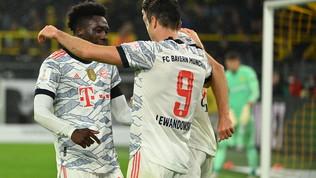 Il Bayern vince la Supercoppa di Germania