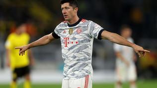 Lewastravince il duello con Haaland:al Bayern la Supercoppa tedesca