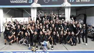 """Mercedes difenderà il suo doppio titolo nella season 8: """"Una pietra miliare"""""""