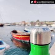 L'isola di Procida diventa Plastic Free