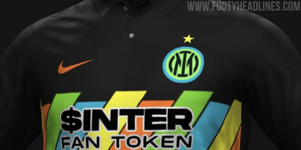 Il sito specializzato Footyheadlines ha creato una predizione di quella che sar&agrave; probabilmente la terza maglia dell&#39;Inter nella prossima stagione. Dallo stile completamente differente rispetto alle prime due, si ispira a una divisa utilizzata nel passato (quella da trasferta utilizzata dal 1989 al 1991).<br /><br />