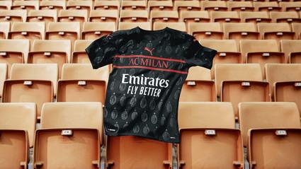 Milan: terza maglia