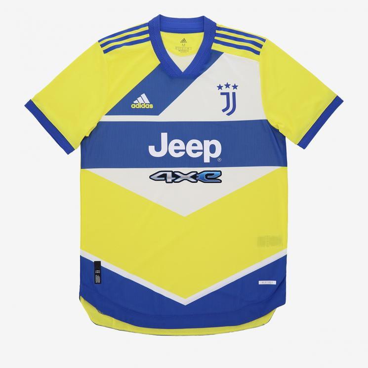 Juventus: terza maglia