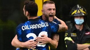 L'Inter postLukaku parte con un poker al Genoa: Inzaghi, buona la prima