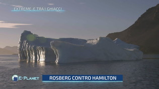 Extreme-E tra i ghiacci della Groenlandia